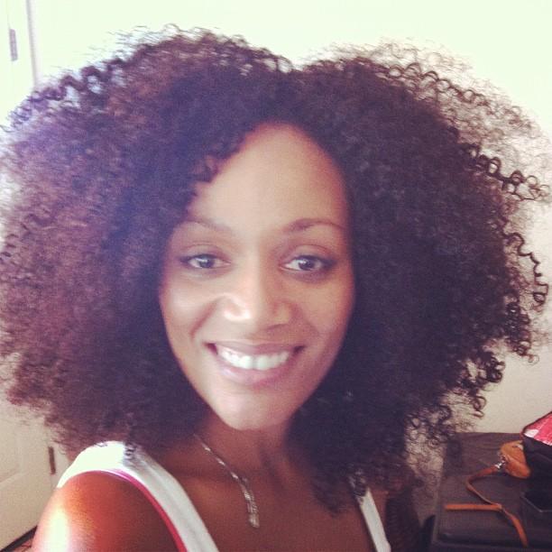Cute Kinky Curly Full Weave | The Closuremaster Tam – Weaveologist