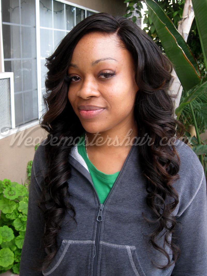 Full Install With Closure No Hair Out 18 20 22 14 Inch Closure