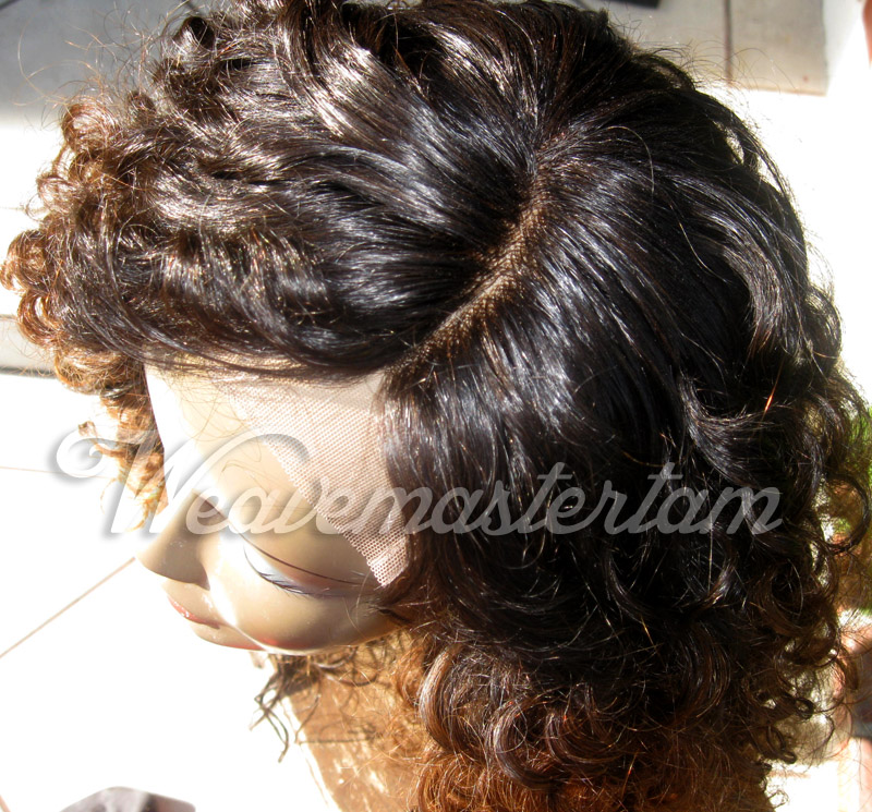Full Weave Package | Short Hairstyle 2013