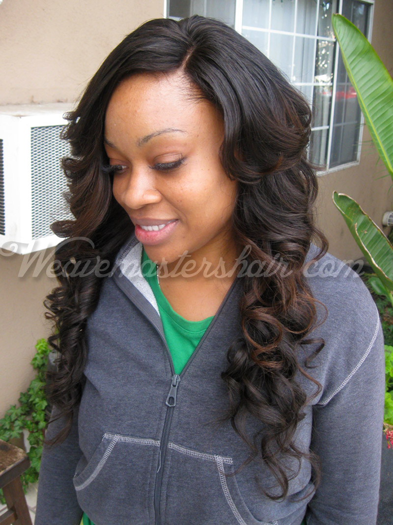 full install with closure, no hair out, 18, 20, 22, 14 inch