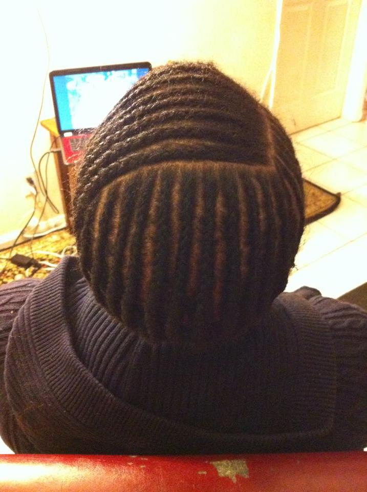 The Proper Braid Pattern For A Side Part Closure Install